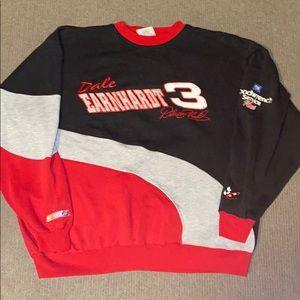 Dale Earnhardt- Chase Authenticates sweatshirt